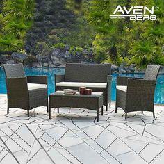 Záhradné sety – až 2 104 záhradných sedačiek a zostáv pre vás Outdoor Furniture Sets, Outdoor Decor, Patio, Home Decor, Decoration Home, Room Decor, Home Interior Design, Home Decoration, Terrace
