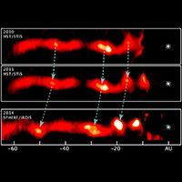 Mystery Waves Blast Through Star's Planet-Forming Disk : Discovery News