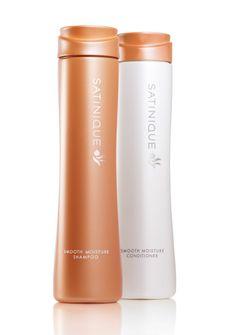 SATINIQUE - Smooth Moisture Shampoo & Conditioner: My favorite :) www.amway.com/laurenthomas
