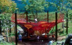 Visual Chronology of Crochet Playgrounds by Toshiko Horiuchi-Macadam