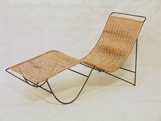 Walter Lamb - Rattan Lounge chair