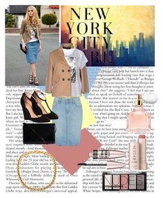 """City Girl"" by thatstrueblue on Polyvore"