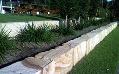Gosford Quarries, sandstone blocks, Wall Blocks, Sandstone Logs