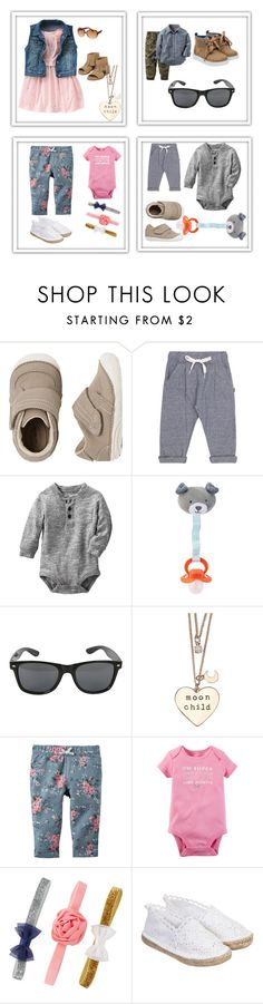 """""""Baby Clothes"""" by duhitzeleena on Polyvore featuring Stride Rite and Colors Of California"""
