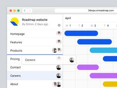 Roadmap is a project planning and team scheduling app that we built to scratch our own itch (Google sheets just didn't do the work anymore). It received a lot of a lot of interests from our friends...