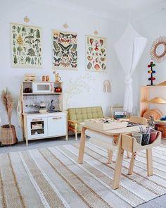35 nouvelles idées de conception de salle de jeu pour enfants à petit budget  #budget #conception #enfants #idees #nouvelles #petit #salle
