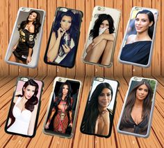 Kim Kardashian for Apple iPhone And Samsung Galaxy And HTC Series Hard Case #NONGCHAO