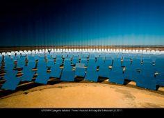 Premio Naciona de Fotografía Profesional LUX 2011 LUX Plata en Categoía INDUSTRIAL www.albertogpuras.com #lux #fotografia #industrial #energiasolar