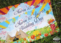 festival teepee tipi ticket wedding invites - http://www.wedfest.co/festival-ticket-wedding-invites/