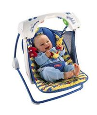 Netbaby has the widest range of baby swings to suit both mother and baby's needs.