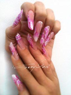 Pink Pipe   NAILPRO