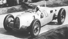 1937 masaryk gp, brno - bernd rosemeyer (auto union type c)