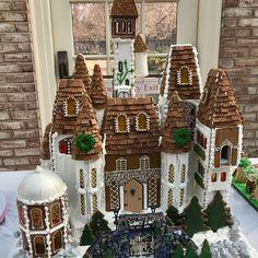 #maisonenpaindepice, gingerbread house