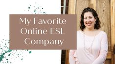I'm sharing about my favorite companies and what I like most about my top ESL companies. Are you interested in working in online ESL? Tools For Teaching, Hiring Process, Esl, How To Apply, Education, My Favorite Things, Onderwijs, Learning