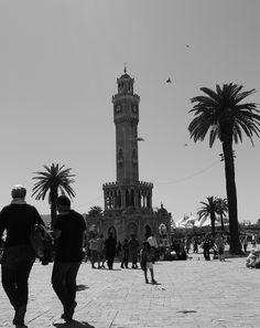 Konak Meydanı & Saat Kulesi