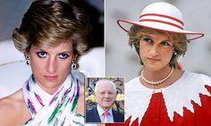 Former royal secretary reveals secret to Diana's signature look