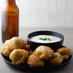 These Beer Battered Deep Fried Mushrooms are fried to a crispy golden brown with the perfect beer batter coating over delicious whole button mushrooms. Battered Mushrooms, Deep Fried Mushrooms, Stuffed Mushrooms, Appetizer Recipes, Snack Recipes, Appetizers, Snacks, Deep Fry Batter, Beer Batter Recipe
