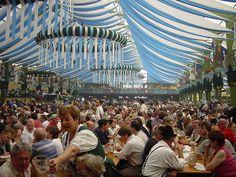 Oktoberfest, Munchen