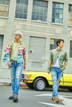 """EXO's new unit Sehun & Chanyeol (EXO-SC) scramble! The first mini album """"What a life"""" of Sehun and Chanyeol featuring 6 songs will be released on July 22 👍"""