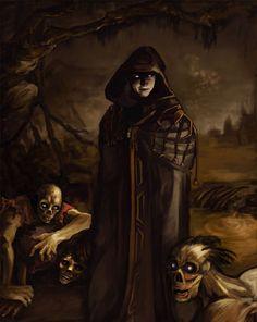 Dark art / Horror art