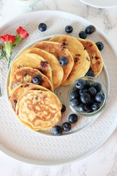 Helathy Food, Cooking Recipes, Healthy Recipes, Breakfast Recipes, Pancakes, Clean Eating, Brunch, Good Food, Food And Drink