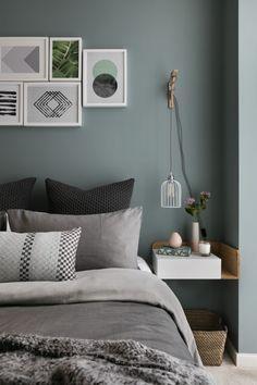 green bedroom design idea 18