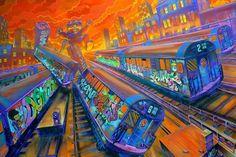 Graffiti - Artwork: Lazoo