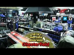 See inside the UK's best-value fishing tackle shop! Fishing Tackle Shop, Carp, Rigs, Dragon, Shopping, Common Carp, Dragons