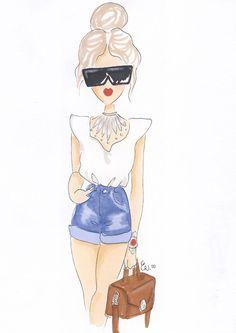 À la mode!