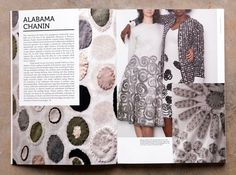 Eco Fashion by Sass Brown Creativity And Innovation, Felt Hearts, Slow Fashion, Our Love, Fiber Art, Alabama, Applique, Journal, Sewing