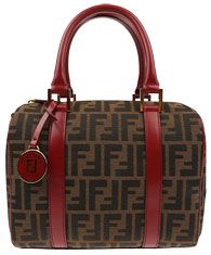 Fendi Handbags - Fall - Winter 2012/13 - Ladies Stylish Handbags... http://ladiesstylish.com/handbags.html #LadiesStylish #Designer #Handbags