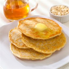 Breakfast for Runners: Oatmeal Pancake Recipe - Running for Weight Loss, Fitness, Diet for Runners - Food and Weight Loss - The Running Bug Community