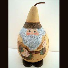 santa...but it could be made as a gnome!!