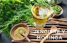 Ginger And Moringa: The Miraculous Combination That Fights The Deadliest Diseases Of The Century! For decades, MORINGA AND GINGER have been used to combat multiple diseases and have always yielded excellent results, recent studies[. Moringa Oleifera Benefits, Moringa Oil, Moringa Powder, Moringa Leaves, Natural Detox, Natural Health, Natural Hair, How To Make Tea, Oils For Skin