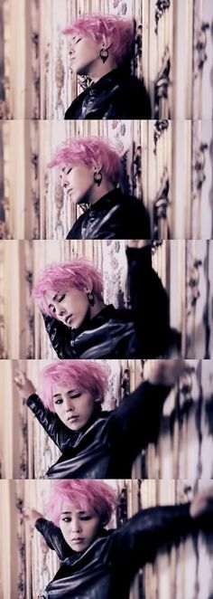 Hot Pink G-Dragon