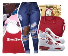 """""""Read d """" by pinksemia ❤ liked on Polyvore featuring Givenchy and NIKE"""