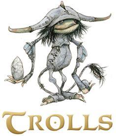 Troll Exhibit