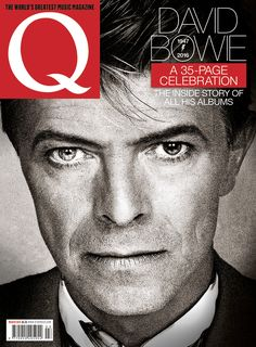 David Bowie: A Celebration! Q salutes the Starman in our new issue - Q MagazineQ Magazine