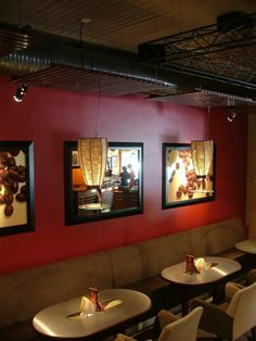 Coffee shop lounge interior design restaurant design pinterest for Interior design school wilmington nc