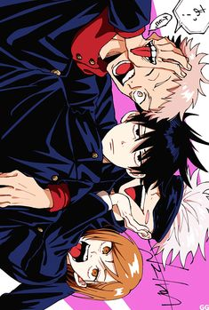 Demon Manga, Manga Anime, Fanarts Anime, Anime Guys, Anime Characters, Anime Art, Fan Art, Lobo Anime, Super Anime