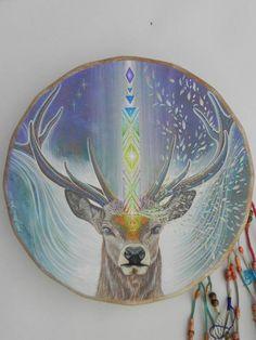 Shamanic Drum Personalized