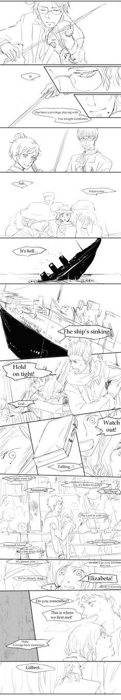 Hetalia Titanic Part 16/18