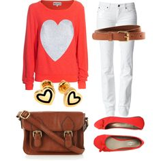 Spring Day, created by #emma-brown-1 on polyvore.com