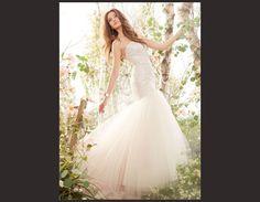 Robe de mariée sirène JLM Couture 2014