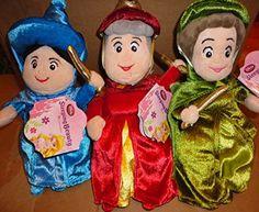 Disney Sleeping Beauty Fairies Set of 3 Mini Plush Merryweather, Fauna, Flora Disney http://www.amazon.com/dp/B00LF9PR1M/ref=cm_sw_r_pi_dp_BPwevb195TJPT