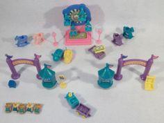 TEDDY's WONDERLAND carnival amusement park playset