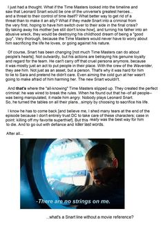 Captain Cold theory