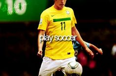 He is so hot when he plays