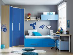 E082-0014C110211 Childrens Bedroom Furniture, Toddler Bed, Ideas, Home Decor, Teen Bedroom, Colors, Furniture, Child Bed, Decoration Home