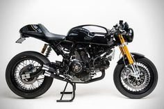 Custom Ducati Sport 1000 by Anthony Warnock » Design You Trust